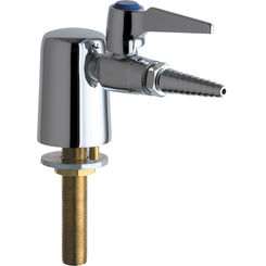 Click here to see Chicago Faucet 980-VR909CAGCP Chicago Faucets 980-VR909CAGCP Turret with Single Ball Valve and Check