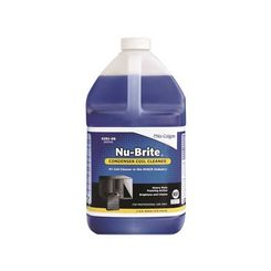 Click here to see Nu Calgon 4291-08 Nucalgon Nu-Brite Condenser Coil Cleaner, 1 Gallon - Nucalgon 4291-08