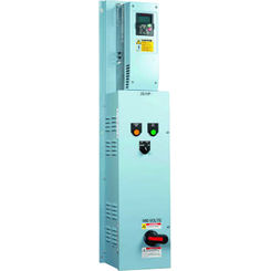 Click here to see Honeywell NXBK0015CS10200000 Honeywell NXBK0015CS10200000 15HP NXS VFD & 2 Contactor Cool Blue Bypass Variable Frequency Drive