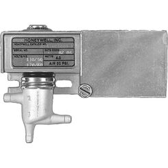 Click here to see Honeywell RP418A1073 Honeywell RP418A1073/U Surface Mounted Electric / Pneumatic Relay
