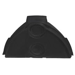 Click here to see ADS 2402BD ADS ARC 24 End Cap for Septic Leachfield Chamber - ADS 2402BD