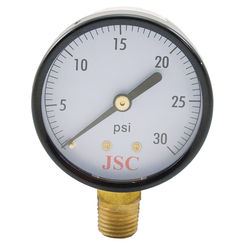 Click here to see   Jones Stephens G62030  30 Psi 3-1/2 Pressure Gauge