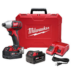 Click here to see Milwaukee 2657-22CT Milwaukee 2657-22 M18 2-Speed 1/4