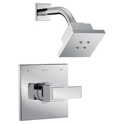 Click here to see Delta T14267-H2O Delta T14267-H2O Ara Monitor 14 Series H2Okinetic Shower Trim - Chrome