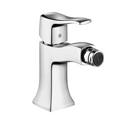 Click here to see Hansgrohe 31275001 Hansgrohe 31275001 Metris C Chrome One Hole Bidet Faucet