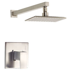 Click here to see Danze D500562BNT Danze D500562BNT Brushed Nickel Mid-Town Shower Only Trim