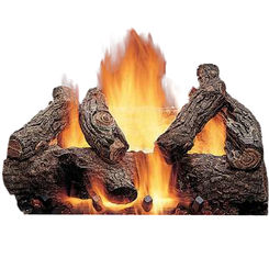 Click here to see MHSC VWF24AO Majestic VWF24AO Matchlight Vented Outdoor Gas Log Set