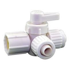 Click here to see Flair-It 06913 Flair-It 06913 PEX 3-Way Bypass Valve - 1/2