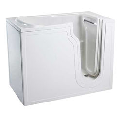 Click here to see Mansfield 8010-WHT Mansfield Restore Walk-in Whirlpool - Right Hand Drain Model 8010-WHT