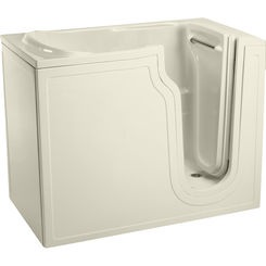 Click here to see Mansfield 8110-BISC Mansfield Restore Wall-in Whirlpool- Left Handed Drain Model 8110-BISC