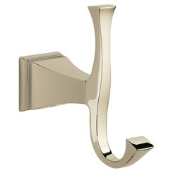 Click here to see Delta 75135-PN Delta 75135-PN Dryden Robe Hook - Polished Nickel