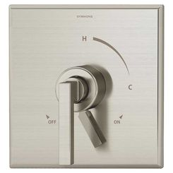 Click here to see Symmons 3600-STN Symmons 3600-STN Duro Satin Nickel valve Trim Only
