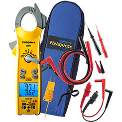 Click here to see Fieldpiece SC440 Fieldpiece SC440 Essential Clamp Meter