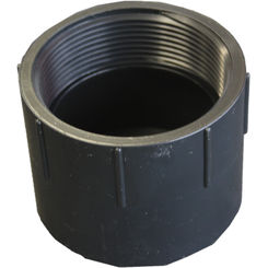 Click here to see Commodity  3 Inch ABS Female Adapter, ABS Construction