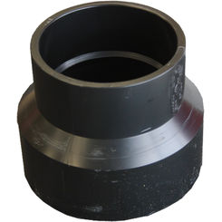 Click here to see Commodity  3 x 4 Inch ABS Increaser/Reducer, ABS Construction