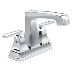 Click here to see Delta 2564-TP-DST Delta 2564-TP-DST Ashlyn Chrome Two-Handle Lavatory Faucet