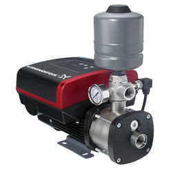 Click here to see Grundfos 98548116 Grundfos CMBE 5-62 Booster Pump - 35 GPM at 40-60 PSI, 2 HP, 230V - Grundfos 98548116