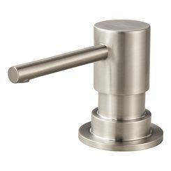 Click here to see Brizo RP79275SS Brizo RP79275SS Stainless Solna Soap/Lotion Dispenser