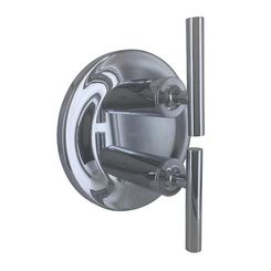 Click here to see Kohler T14489-4-CP Kohler K-T14489-4-CP Purist Polished Chrome Stacked Thermo Valve Trim