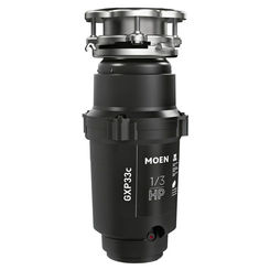 Click here to see Moen GXP33C Moen GXP33C GX Pro Series 1/3-Horsepower Garbage Disposal