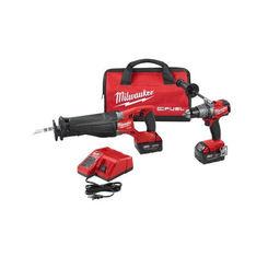 Click here to see Milwaukee 2894-22 Milwaukee 2894-22 M18 FUEL 2-Tool Combo Kit