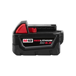 Click here to see Milwaukee 48-11-1850 Milwaukee 48-11-1850 M18 Redlithium Cordless Tool Batteries, 18 Volt