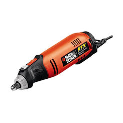 Click here to see Black & Decker RTX-B Black & Decker RTX 3-Speed Rotary Tool Kit With Case, 120 V, 2 A, 12000/24000/30000 Rpm