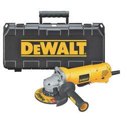Click here to see Dewalt D28402K Dewalt D28402K Small Angle Grinder, 10 A, 4-1/2