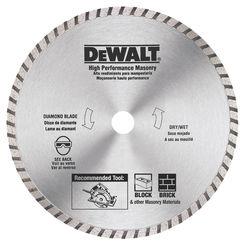 Click here to see Dewalt DW4712B Dewalt DW4712B High Performance Circular Saw Blade, 7in Dia x 0.09in