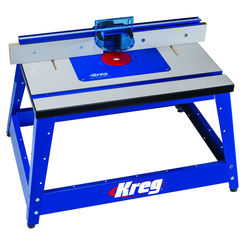 Click here to see Kreg PRS2100 Kreg PRS2100 Router Tables, Benchtop, Precision