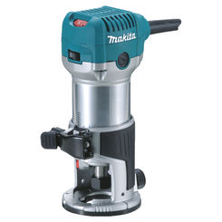 Click here to see Makita RT0701C MAKITA RT0701C 1-1/4 HP COMPACT ROUTER, FIXED,BASE, 10,000-30,000 RPM, VAR. SPD.,