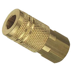 Click here to see Plews 13-237 Plews/Edelmann 13-237 Hose Coupling, 1/4 X 3/8 in, FNPT, 300 psi, Brass
