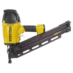 Click here to see Stanley F28WW Stanley F28WW Angled Framing Nailer, 100 Nails, 2 - 3-1/2 in Full Round Wire Weld Collated Nail