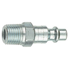 Click here to see Tru-Flate 12-225 Tru-Flate 12-225 Air Line Plug, 1/4 in, MNPT, 300 psi