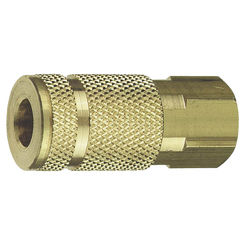 Click here to see Tru-Flate 13-335 Tru-Flate 13-335 Air Line Coupler, 1/4 in, FNPT, 300 psi