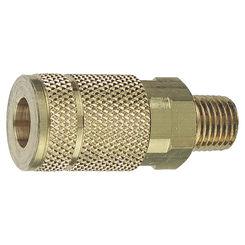 Click here to see Tru-Flate 13-604 Tru-Flate 13-604 Hose Coupler, 3/8 in, MNPT, 300 psi