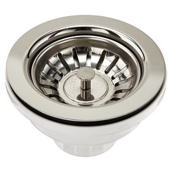 Click here to see Blanco 440007 Blanco 440007 Chrome Basket Waste Strainer
