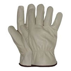 Click here to see Boss 40672X Boss Mfg 40672X Gloves, Grain Cowhide, Unlined, X XLarge