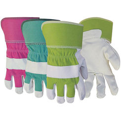 Click here to see Boss 743 Boss Mfg 743 Gloves, Ladies, Grain Pigskin, Large