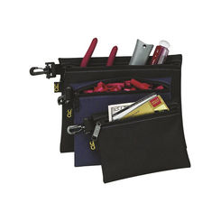 Click here to see CLC 1100 CLC Tool Works 1100 Clip On Multi-Purpose Tool Bag, Polyester Fabric
