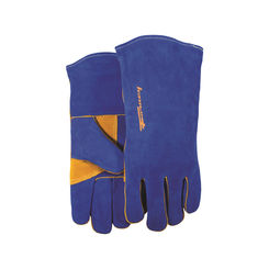 Click here to see Forney 53422 Forney 53422 Gloves Welding Hd Blue Mens Lr