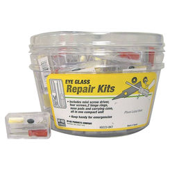 Click here to see Hyko KB223-BKT Hy-Ko KB223-BKT Eyeglass Repair Kit, Plastic