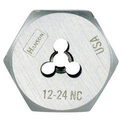 Click here to see Irwin 9328 Hanson 9328 Machine Screw Hexagonal Die, 10-24 NC, 1\
