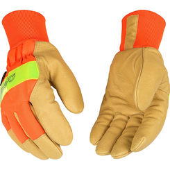 Click here to see Kinco 1938-L Kinco 1938-L Large Grain Pigskin Leather Gloves