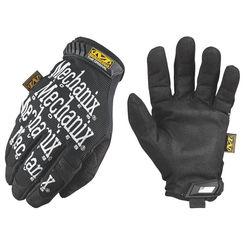 Click here to see Mechanix MG-05-009 MECHANIX MG-05 Mechanic Gloves, Size 9, Medium, Clarino Synthetic Leather, Black