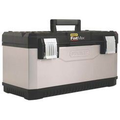 Click here to see Stanley 026180R Stanley FatMax Tool Box 11-1/2\