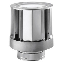Click here to see M&G DuraVent 46DVA-VCH M&G DuraVent DirectVent Pro 4x6 High Wind Termination Cap - 46DVA-VCH