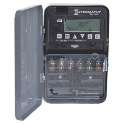 Click here to see Intermatic ET1125C Intermatic ET1125C Electronic Timer, 120/208/240/277 V, 30 A, 1 min - 23 hr 59 min