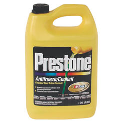 Click here to see Prestone AF-2000 Prestone AF-2000 Extended Life Anti-Freeze, 1 gal, Plastic Bottle, Yellow, Liquid