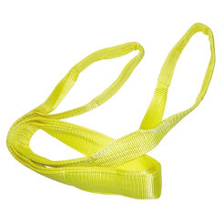 Click here to see S-Line 20-EE2-9802X12 S-Line 20-EE2-9802X12 Eye to Eye Twisted Web Lifting Sling, 2 in W x 12 ft L, 2-Ply, Loop End